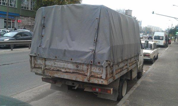 платформа ГАЗ 3302