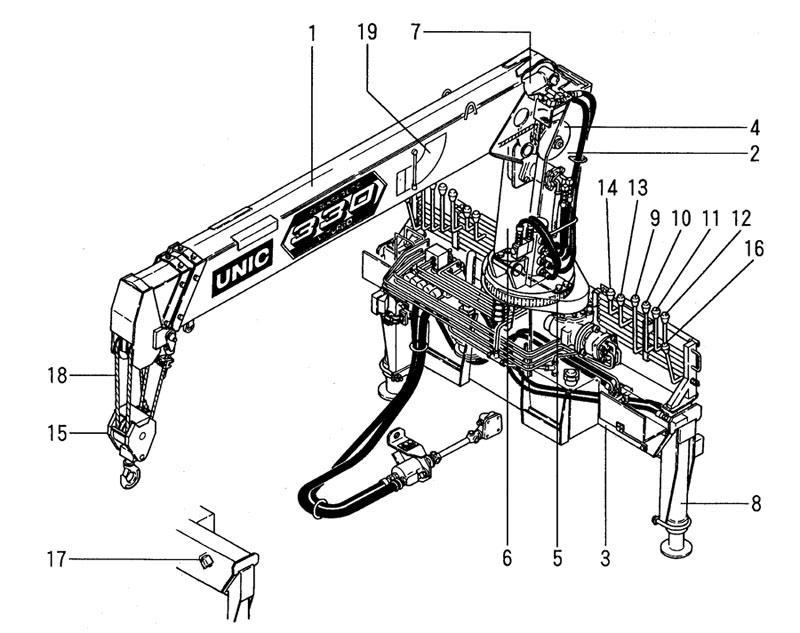 Схема UNIC-330