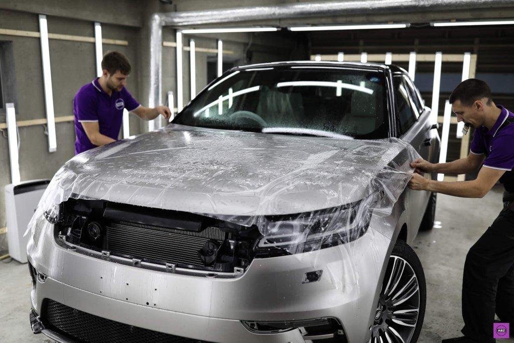 Детейлинг центр: виды услуг, особенности работы и основные отличия от автомойки